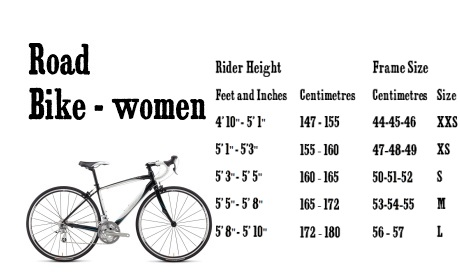 Giant 2006 further Bike Sizing Guide furthermore Bike Sizing Help Page also Find Bolt Pattern further Tire wear. on tire size chart