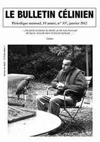 Le Bulletin célinien (mensuel)