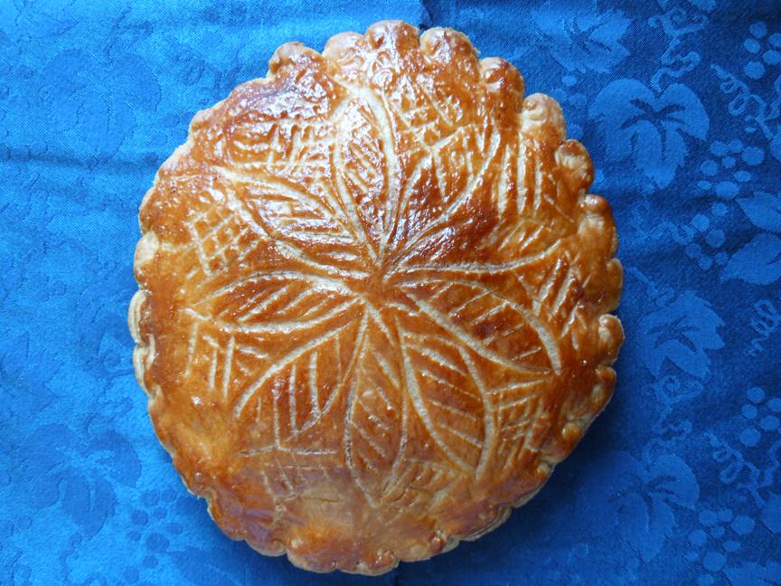 galette des rois bakery normand