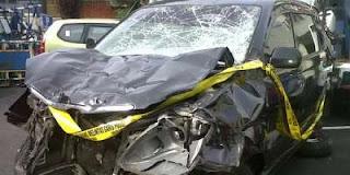 Mobil BMW X5 Rasyid Amrullah