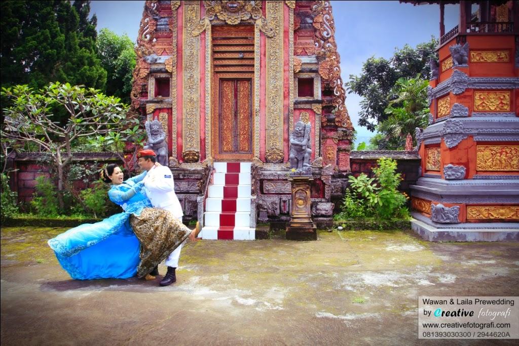 prewedding formal unik di pura pamacekan peninggalan raja bali