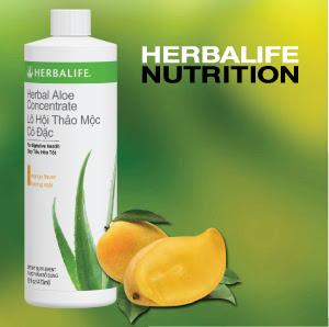 Lô hội Herbalife, Lô hội thảo mộc cô đặc Herbalife Aloe Vera Concentrate giá rẻ 1