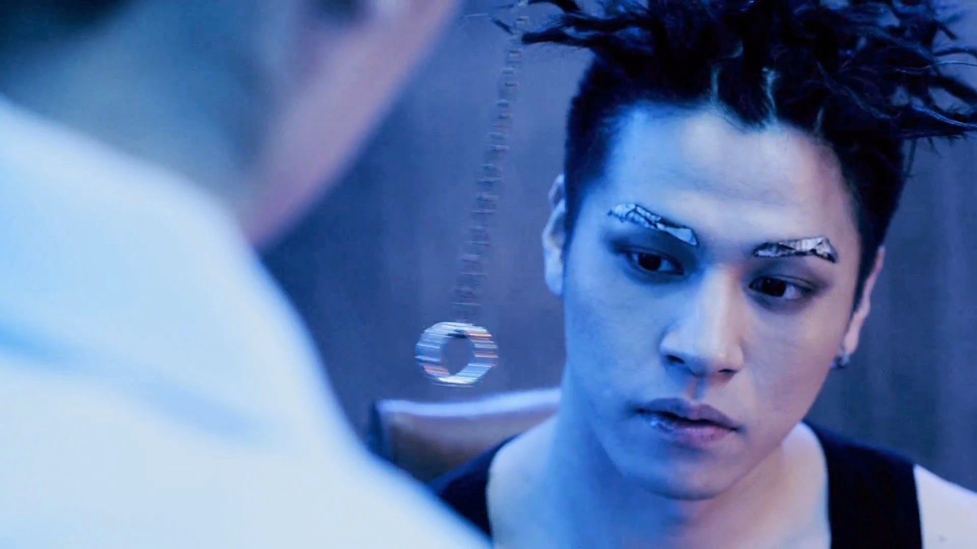 Cross Gene's Sangmin from Play With Me MV