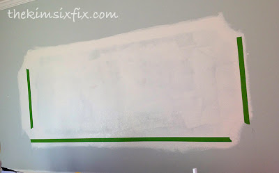 how to get blood off painted walls