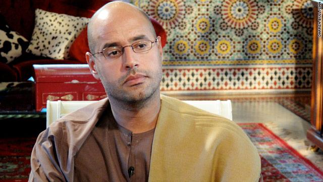 Saif al-Islam Gaddafi é condenado a morte por crimes de guerra