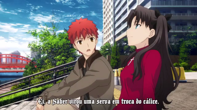 Assistir Fate/Stay Night: Unlimited Blade Works Ova 01 Online