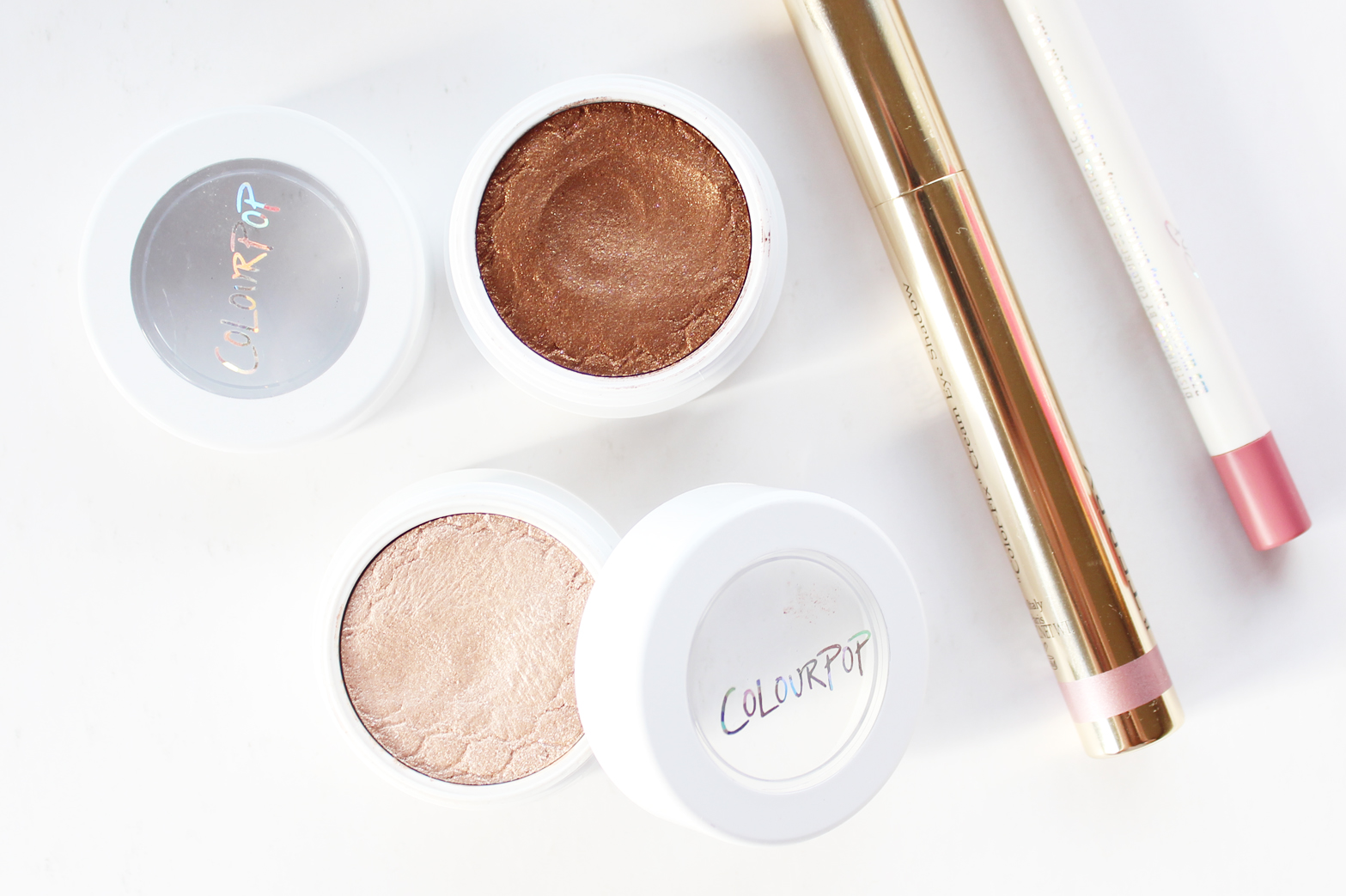 MOST LOVED | April '15 - ColourPop Super Shock Shadow in On The Rock + XO - CassandraMyee