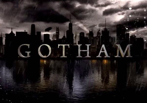 série de tv gotham