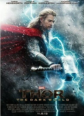 Thor: The Dark World 2013 poster