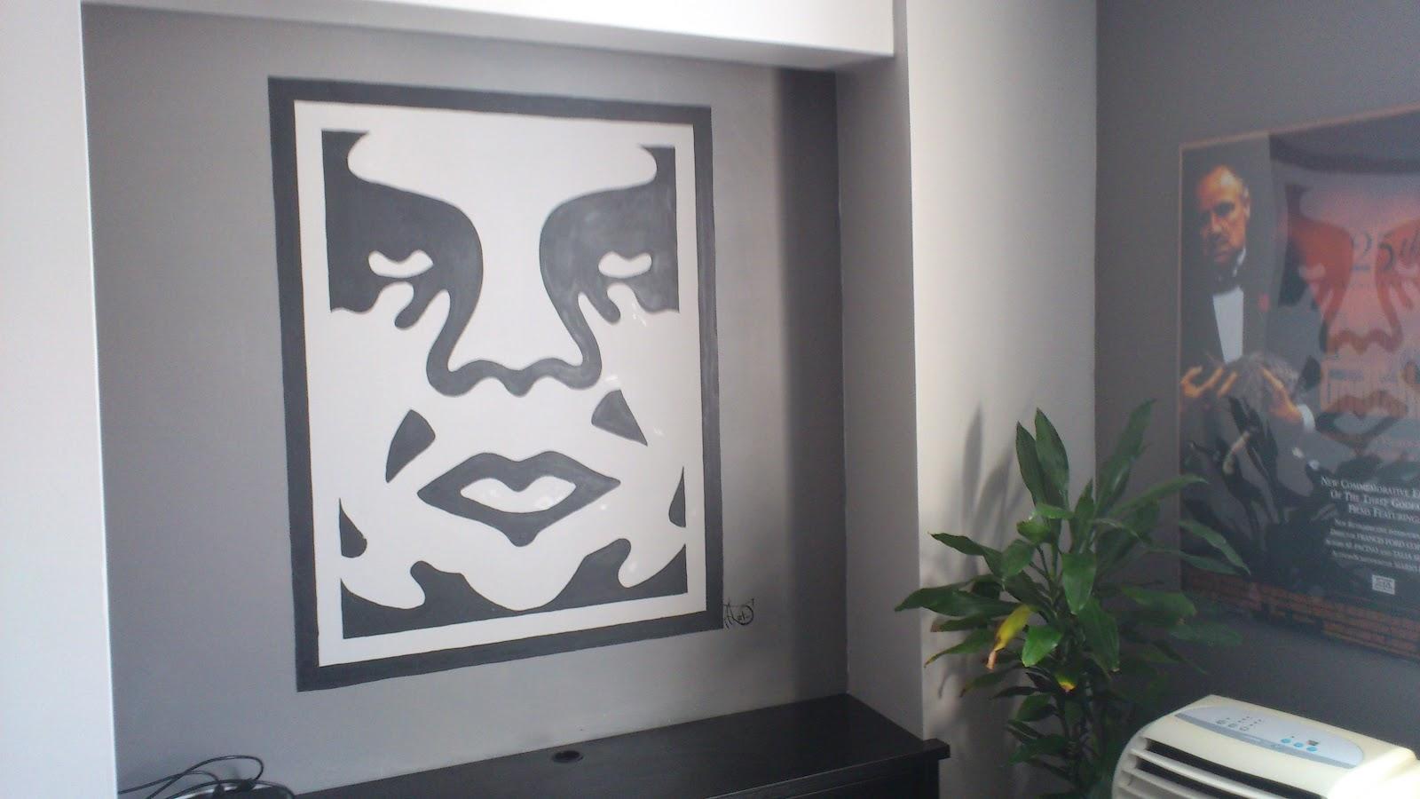 flaixx art d co d co sur mur et plafond avignon 84. Black Bedroom Furniture Sets. Home Design Ideas