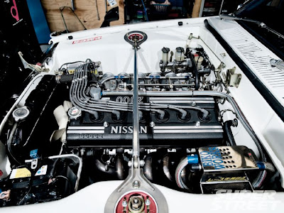 Fast and Furious Five Classic Nissan Engine