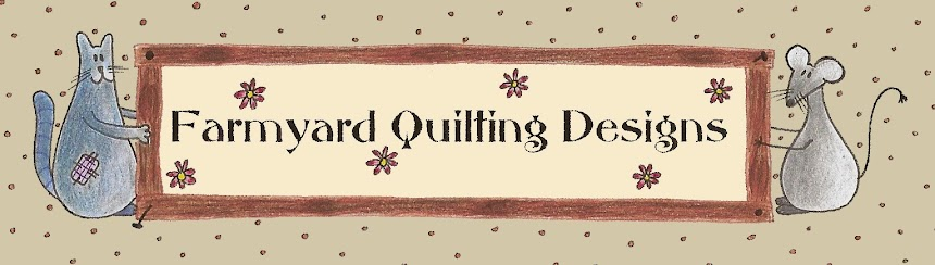 Farmyard Quilting Designs