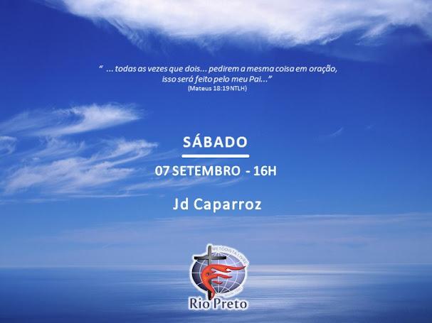 Célula no Jd Caparroz