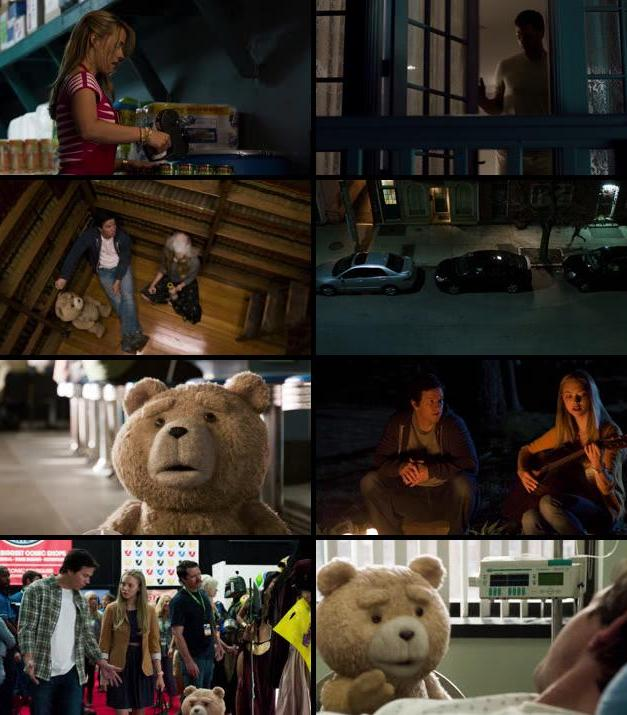 Ted 2 (2015) Dual Audio Hindi 5.1ch 720p BluRay 1GB
