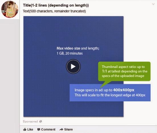 tối ưu hóa quảng cáo video facebook