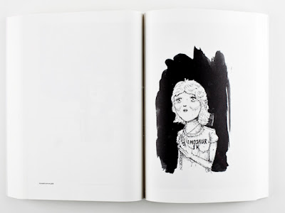 The Sketchbook Drawings of Johan Bjorkegren