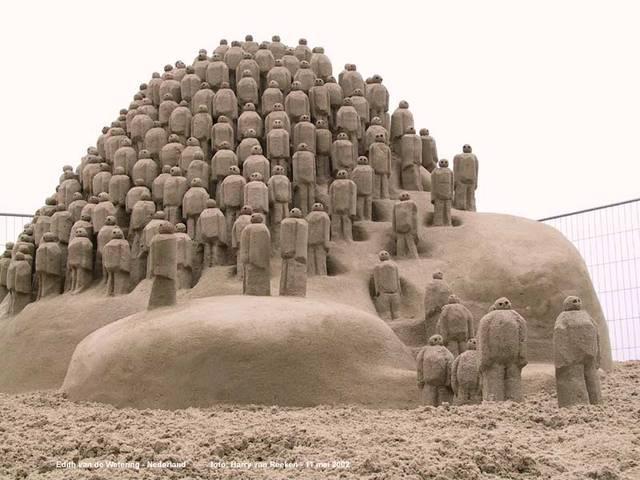 build great sandcastle essay