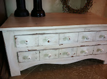 Distressed Table -SOLD