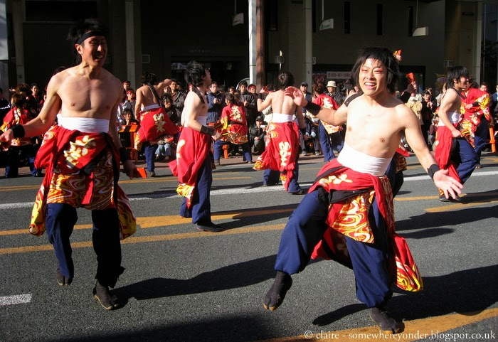 Street matsuri (festival), Japan