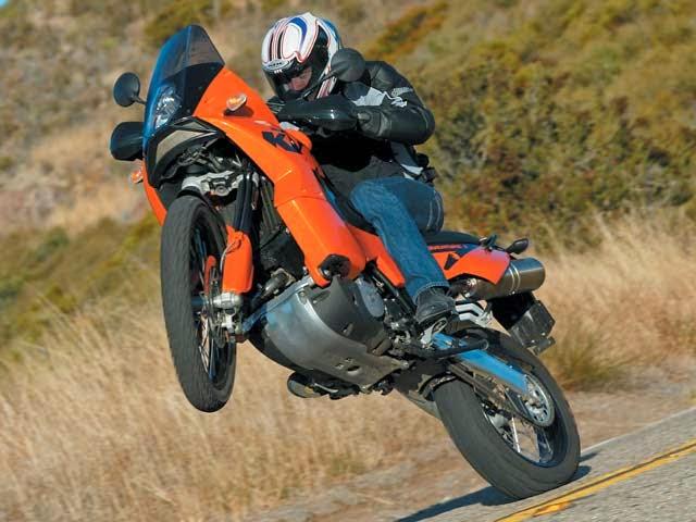 KTM 950 Adventure New Bikes HD Images