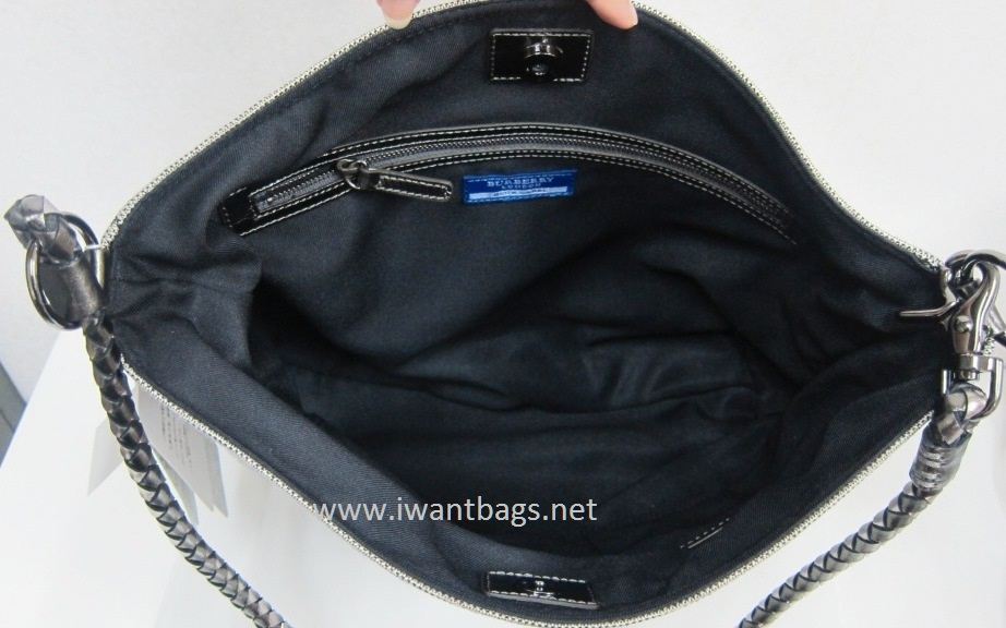 4ab40a41ea5b I Want Bags backup  Burberry Blue Label Limited Edition Canvas 2 Way ...