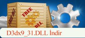 D3dx9_31.dll Hatası çözümü.