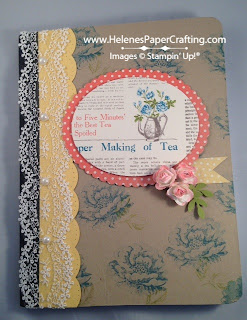 Tea for Two Journal