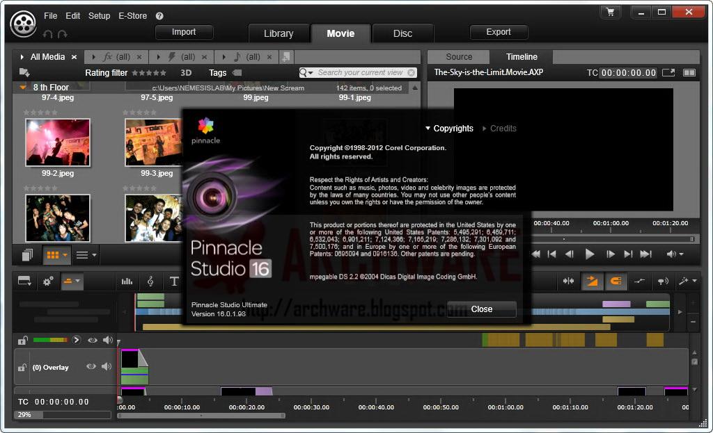 Keygen pinnacle studio 11. pinnacle studio 11 activation keys.