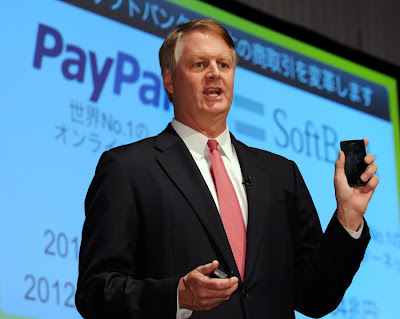 eBay CEO John Donahoe announcing policy with Paypal: Intelligent Computing