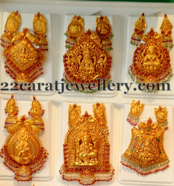 Khazana's Traditional Pendants