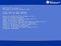 Disable CheckDisk Otomatis Di Windows