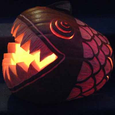 Kismet Coolest Pumpkin Carvings