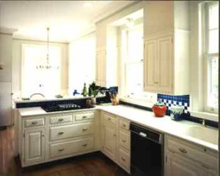 White Kitchen Cabinets Images