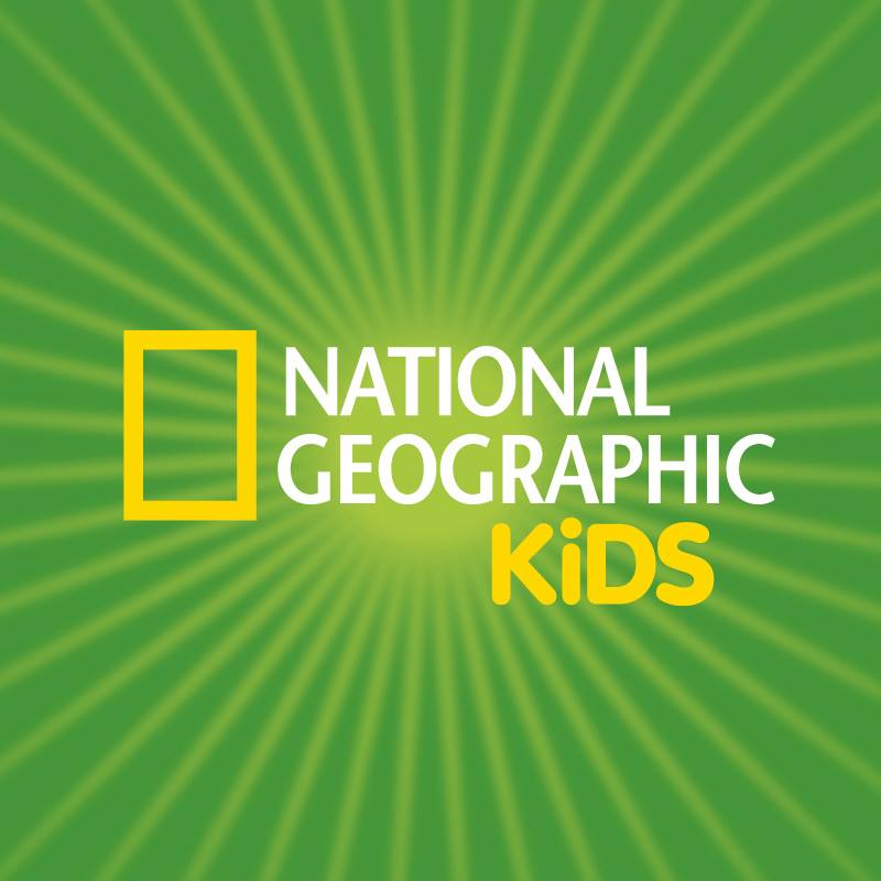 National Geographic Kids Logo National Geographic Kids Books