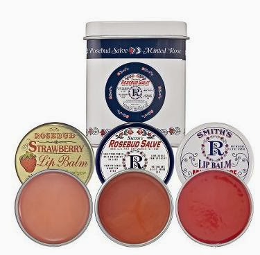 Rosebud Salve, Rosebud Salve lip tin, Rosebud Salve three pack, Rosebud Salve 3 pack, CO Bigelow