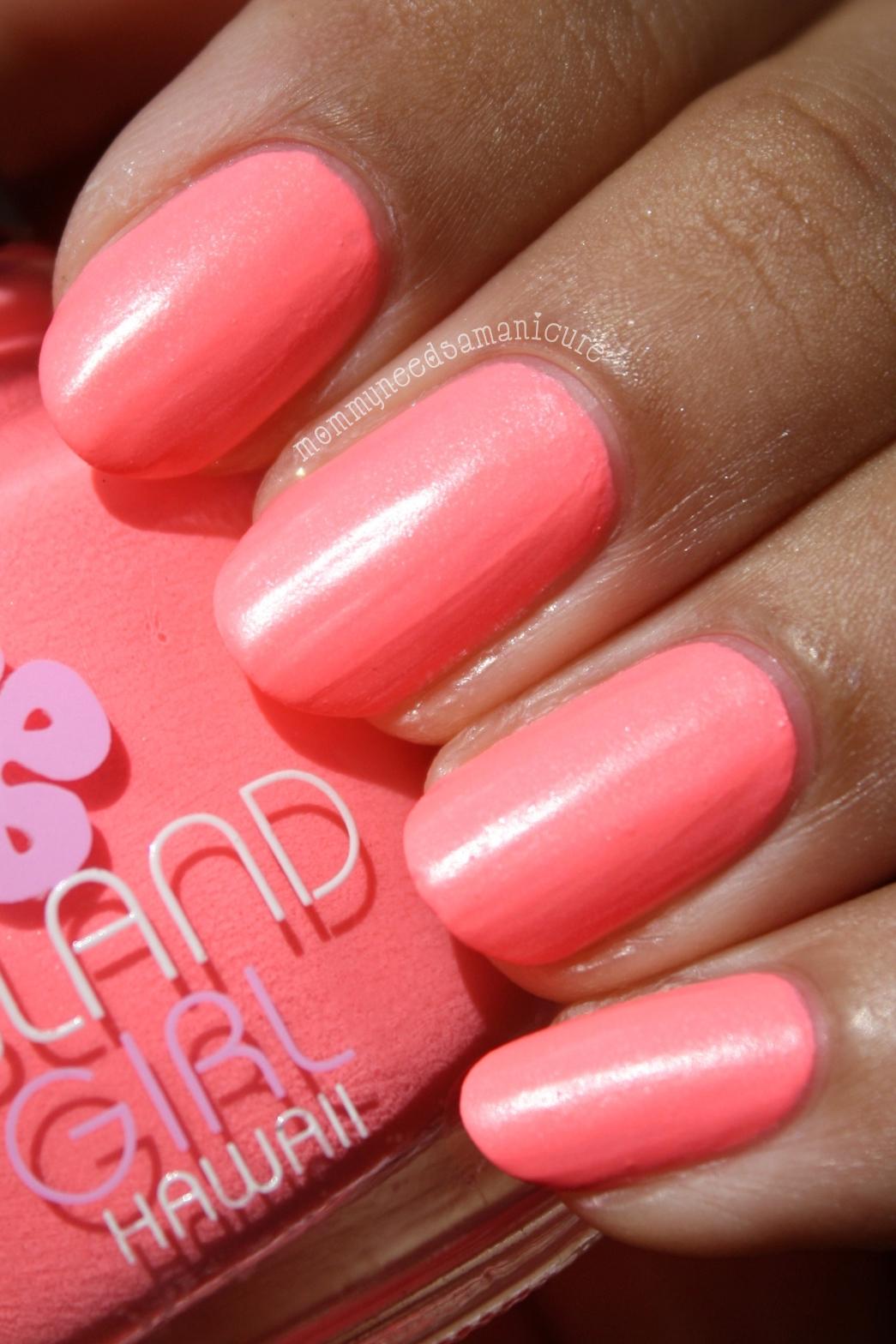 Unique Island Nails Photo - Nail Art Ideas - morihati.com