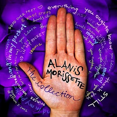Capa do CD Alanis Morissette - The Collection