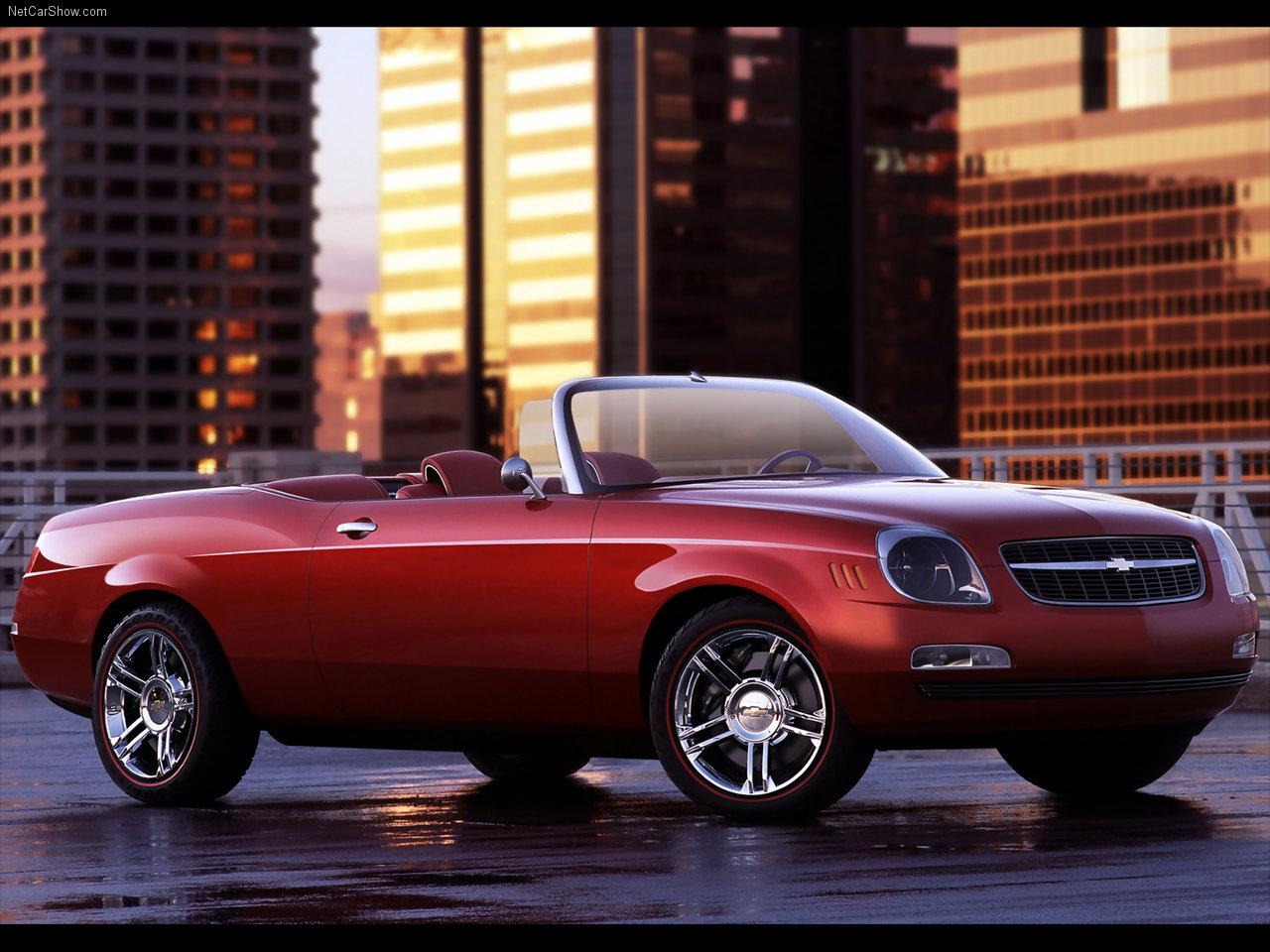 Chevrolet Bel Air Concept X Wallpaper