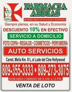 FARMACIA ABDIAS
