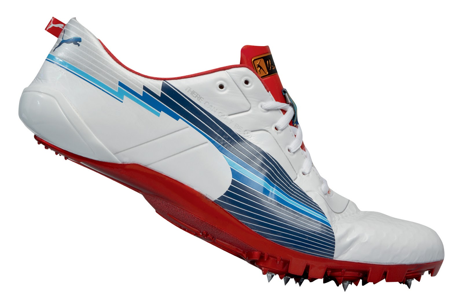 usain bolts spikes london 2012 the running shoe guru
