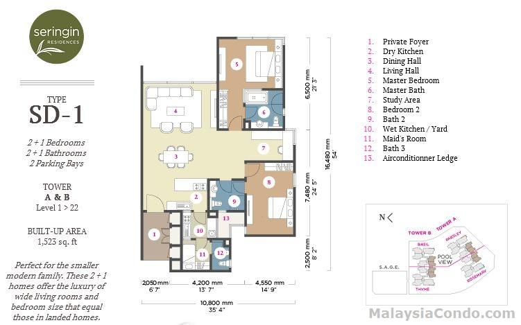 Seringin Residences Malaysiacondo