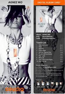 list judul lagu di album terbaru Agnes