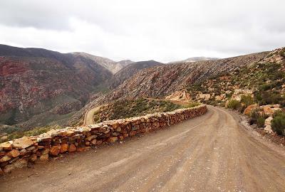 A estrada fantástica de Swartberg – África do Sul