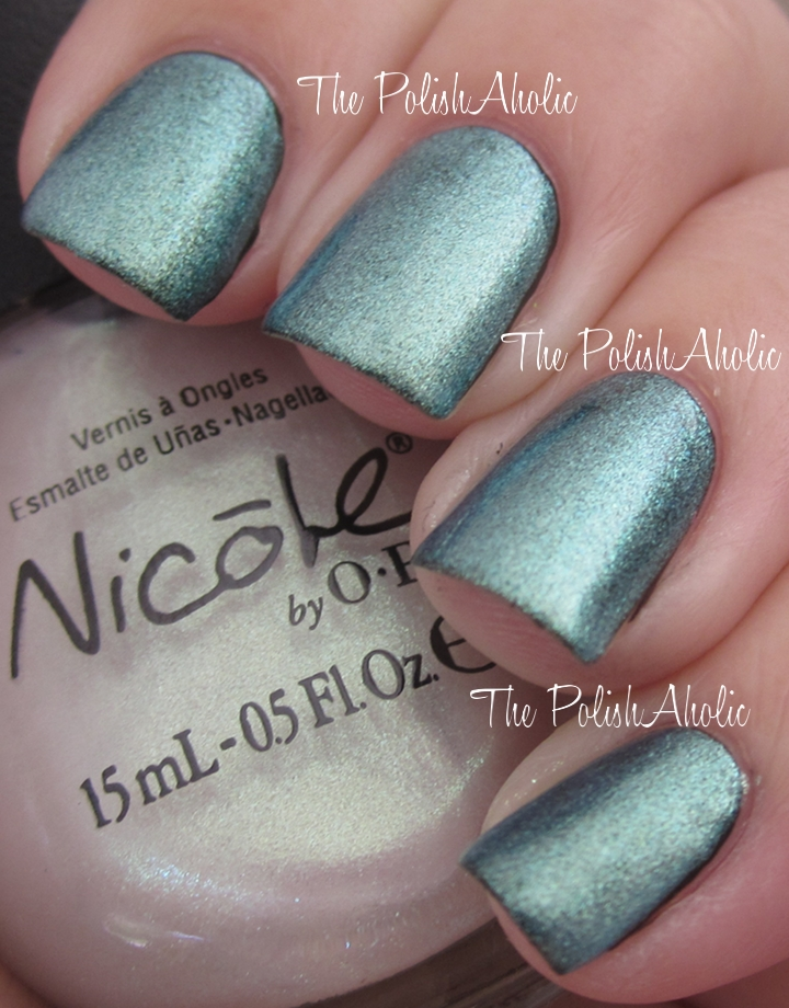The PolishAholic: Nicole by OPI Wel-Kim To My World Collection Swatches!