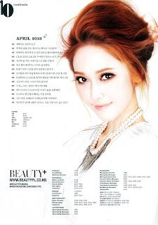 snsd jessica (제시카; ジェシカ) beauty plus pics 5