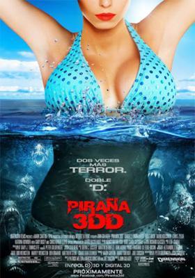 Piraña 3D 2 (Piranha 3DD) (2012)