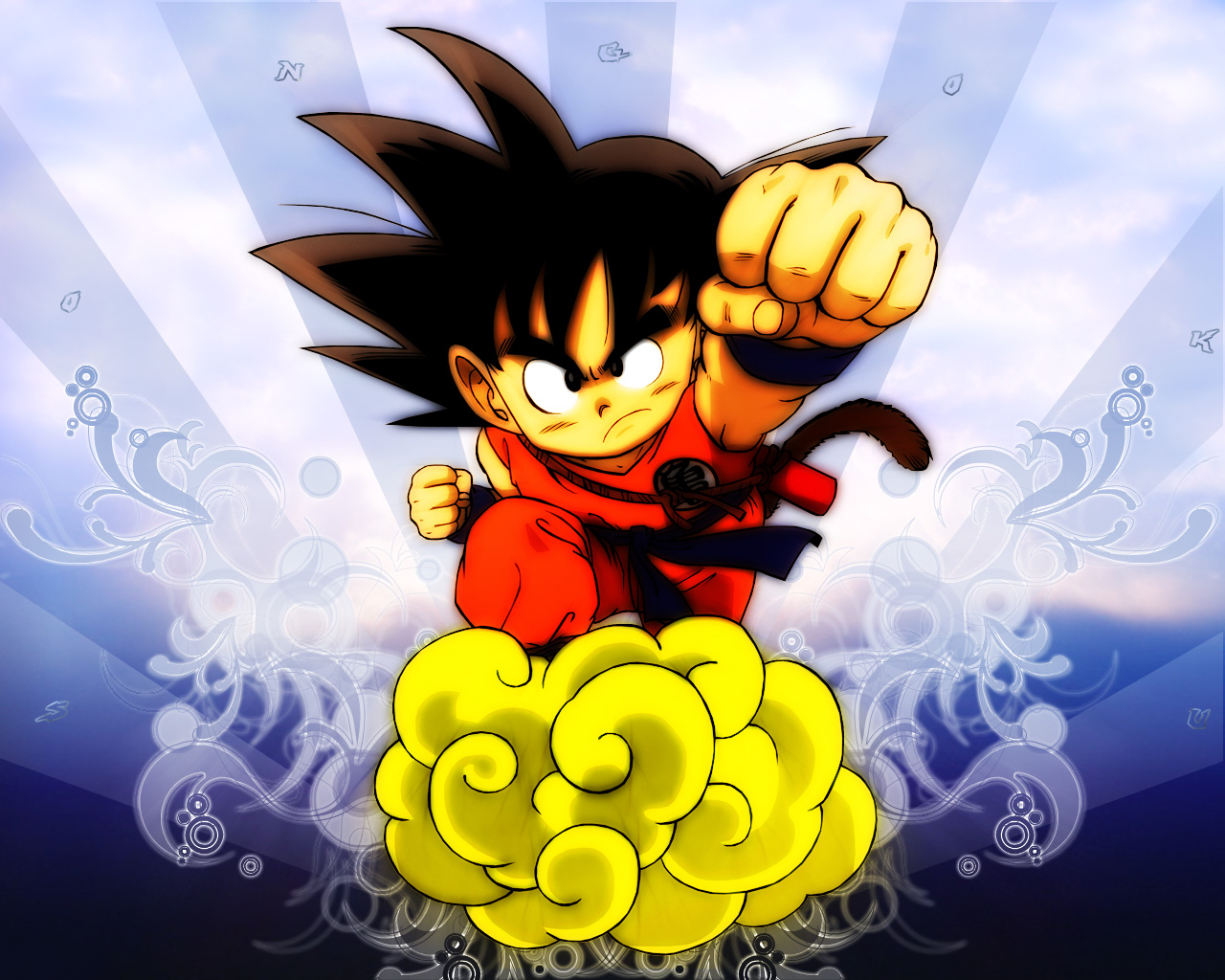 Dragon Ball HD & Widescreen Wallpaper 0.594137239328478