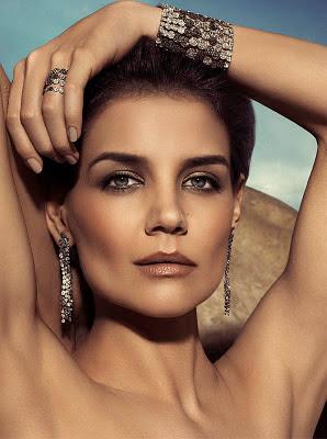 Katie Holmes jewelry