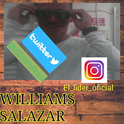 """El Lider Oficial""  (Williams Salazar)"