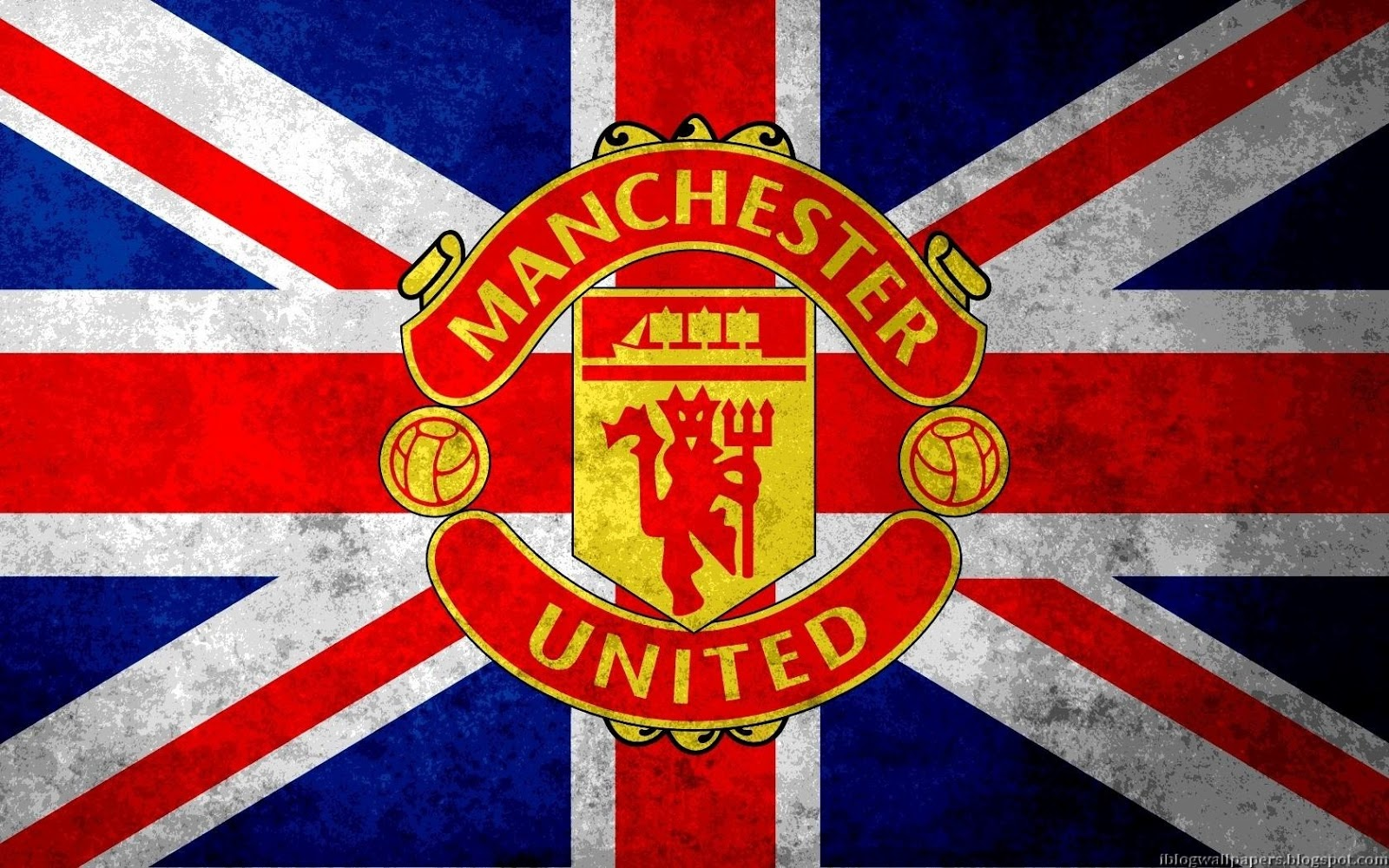 manchester united logo wallpapers collection 3 free